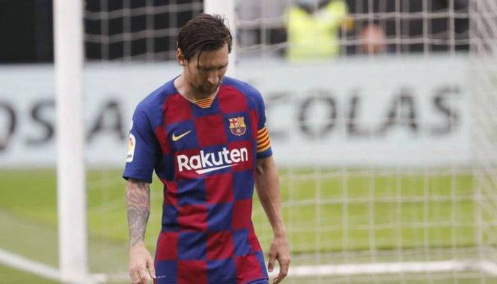Bomba: Messi, cansado, dejaría el Barcelona