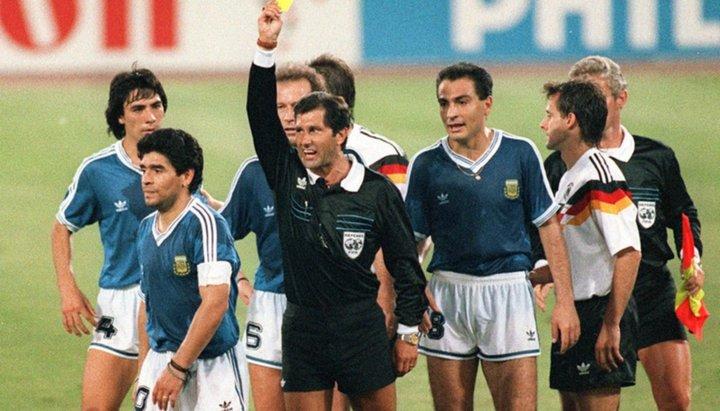A 30 años de la final que no pudo ser para Diego