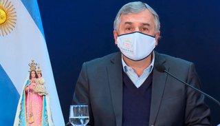 El gobernador Gerardo Morales dio positivo para Covid-19