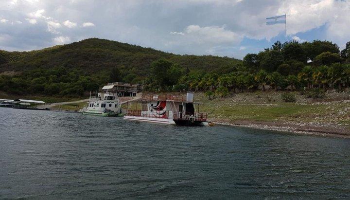 Desde el lunes se paraliza la actividad de pesca en el dique Cabra Corral