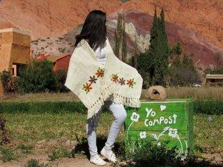 De Purmamarca al mundo: exportarán prendas artesanales vendidas de forma online