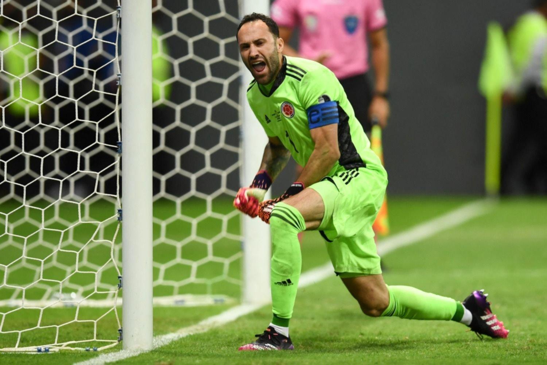 Con Ospina como héroe, Colombia derrotó a Uruguay en los penales y  clasificó a semifinales.