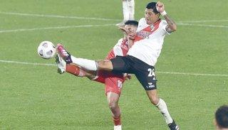 A River Plate le costó frente a un aguerrido Argentinos
