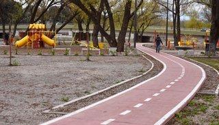 El parque Xibi Xibi cumple 3 años