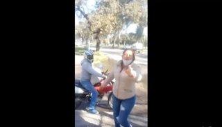 """Video: Previo al """"Día del Amigo"""", encontró a su mujer ingresando a un hotel con su mejor amigo"""