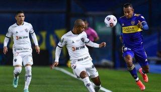 Boca busca en Brasil el pase a cuartos de final