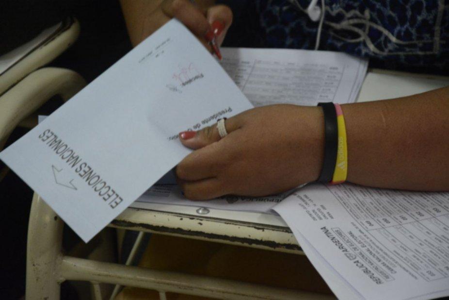 Inicia el escrutinio definitivo elecciones 2015 paso for Donde queda el ministerio de interior y justicia