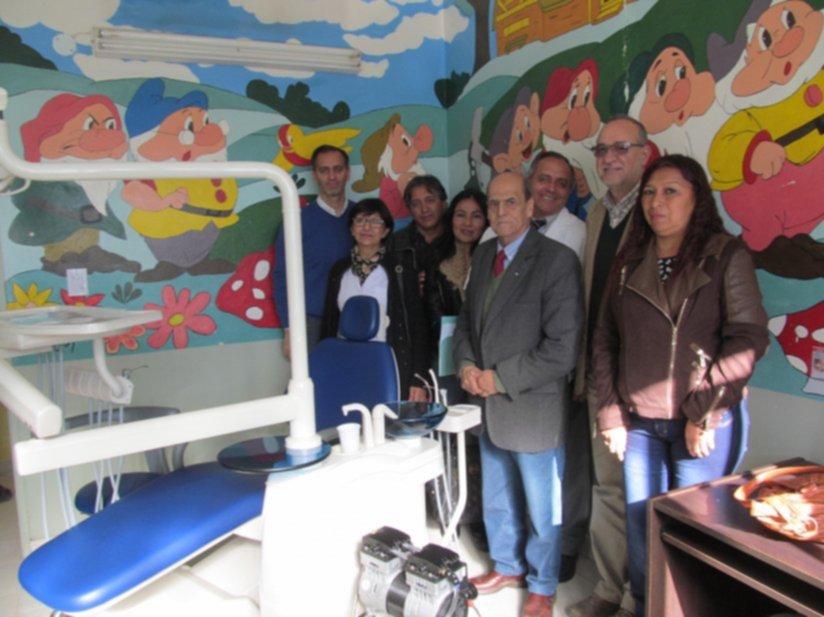 Inauguraron En San Pedrito Un Nuevo Servicio Odontologico