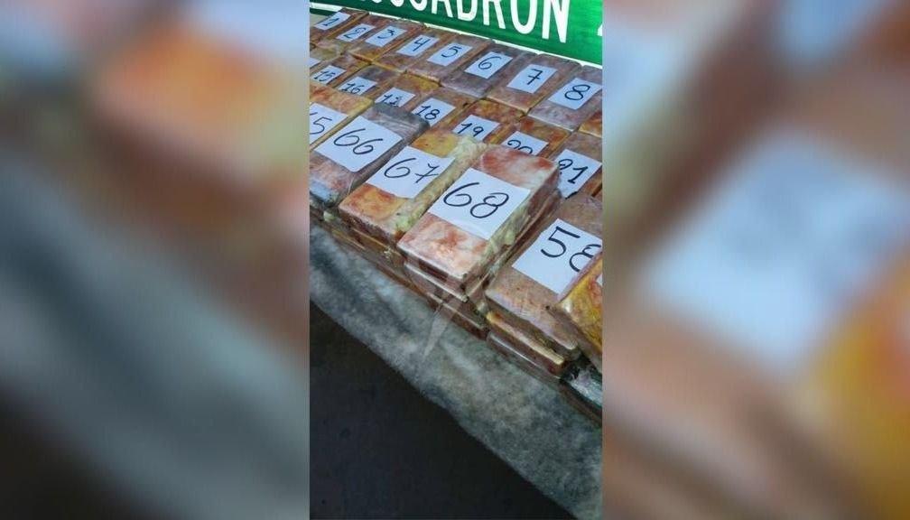 Las Lajitas: tras una persecución encuentran una camioneta con casi 73 kilos de cocaína