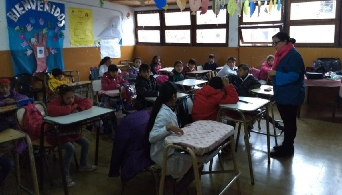 Trabajan en la  prevención del  bullying en escuelas