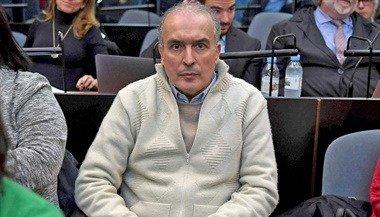 """En vivo. Declara José López: """"No me enriquecí ilícitamente en la función pública"""""""