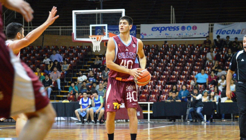 Emilio Stucky seguirá en Salta Basket esta temporada
