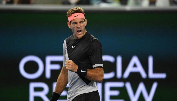 Del Potro y las chances de desbancar a Federer del segundo puesto