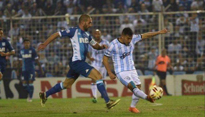 En Tucumán Atlético le empató a Racing