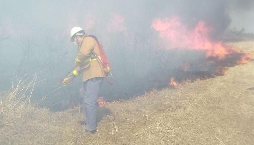 Ya hubo accidentes graves por las quemas