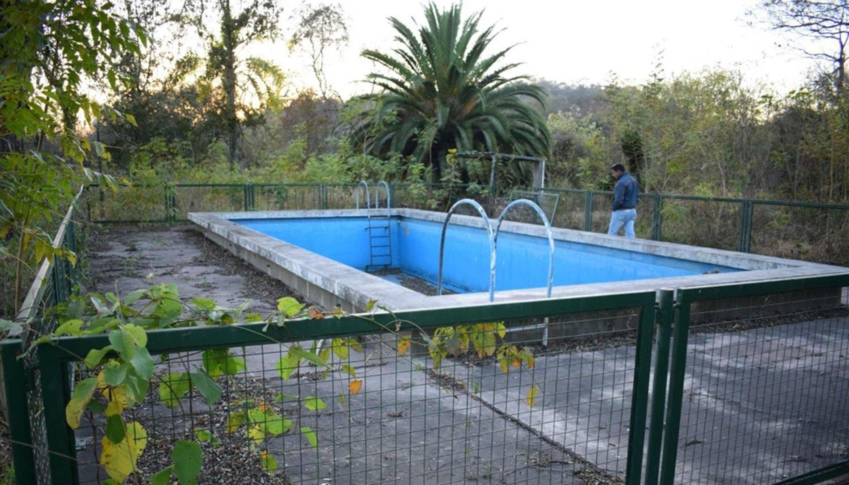 Comienza la construcción de un parque acuático