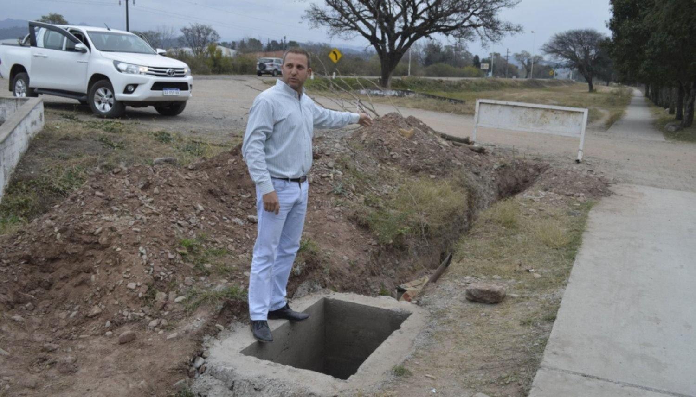 """Romeri: """"Metán paralizó todas sus obras públicas por la suspensión del Fondo de la Soja"""""""