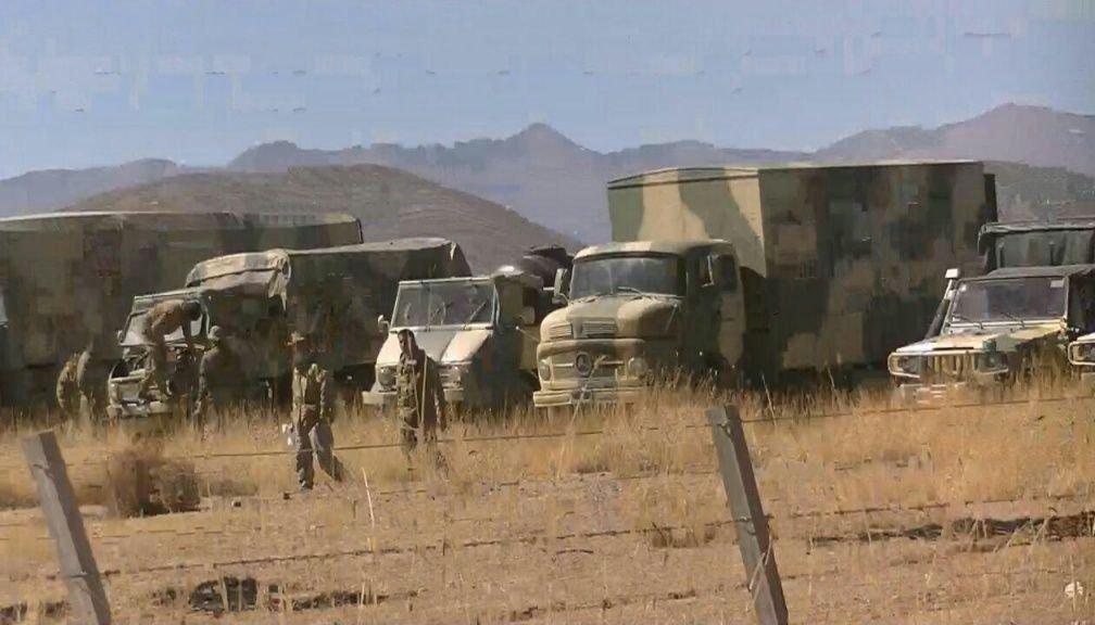 """Video. Denuncian la instalación de una base militar """"encubierta"""" en La Quiaca"""