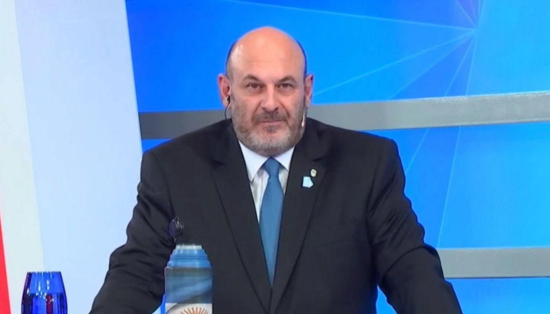 Denunciaron a Santiago Cúneo