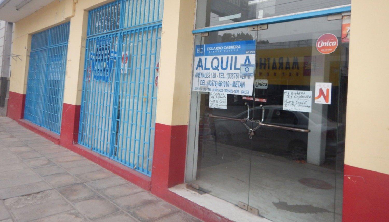 Quieren declarar la  emergencia comercial en el municipio
