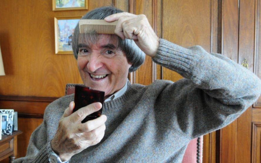 Carlitos Balá cumple 94 años