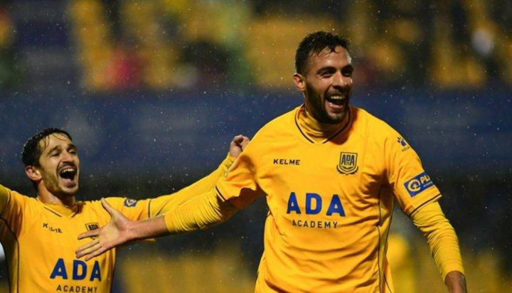 Burgos, el salteño que cumplirá su sueño de marcar a Messi