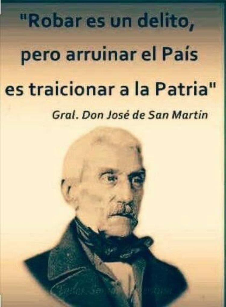 Frases De San Martín Que Hicieron Historia