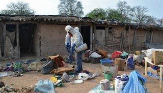 Suspenden tareas de control y combate contra el mal de Chagas
