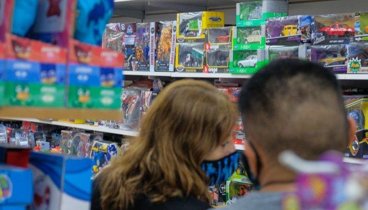 Por el Día del Niño, aumentan hasta un 10% las ventas en las jugueterías de Salta