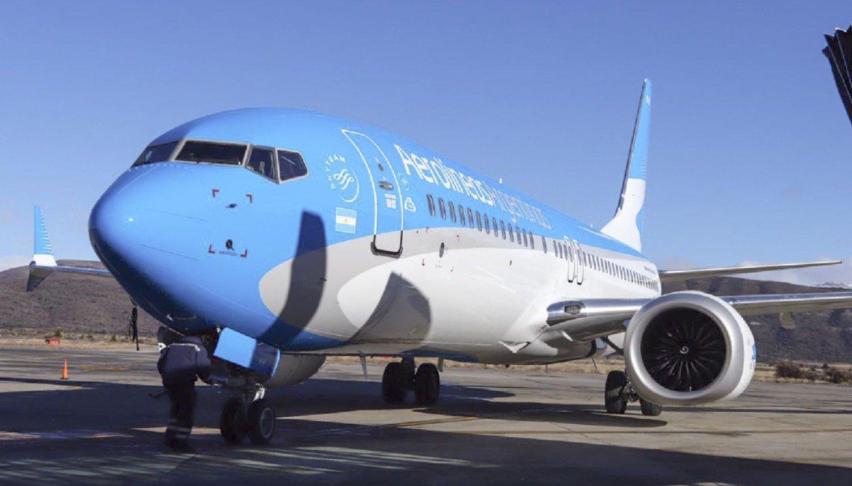 Aerolíneas Argentinas vuelve a ofrecer pasajes con 50% de descuentos para volar a todo el país