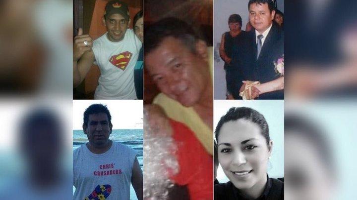 Tres días de duelo en El Galpón por el trágico accidente en el que murieron ocho personas