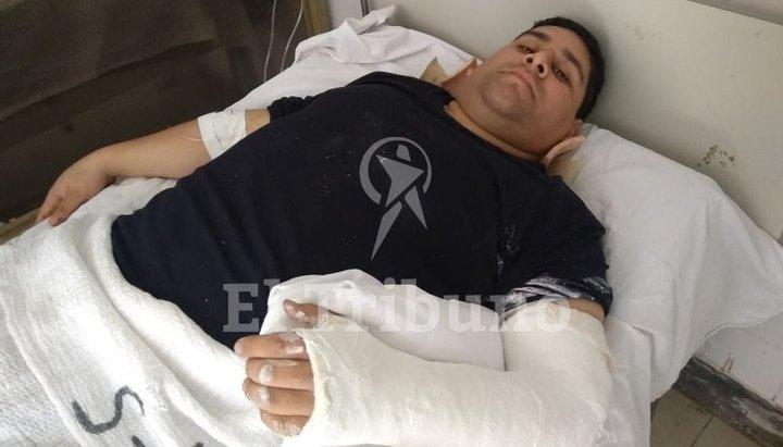 """Sobreviviente del accidente: """"Cuando me desperté mis compañeros estaban muertos"""""""