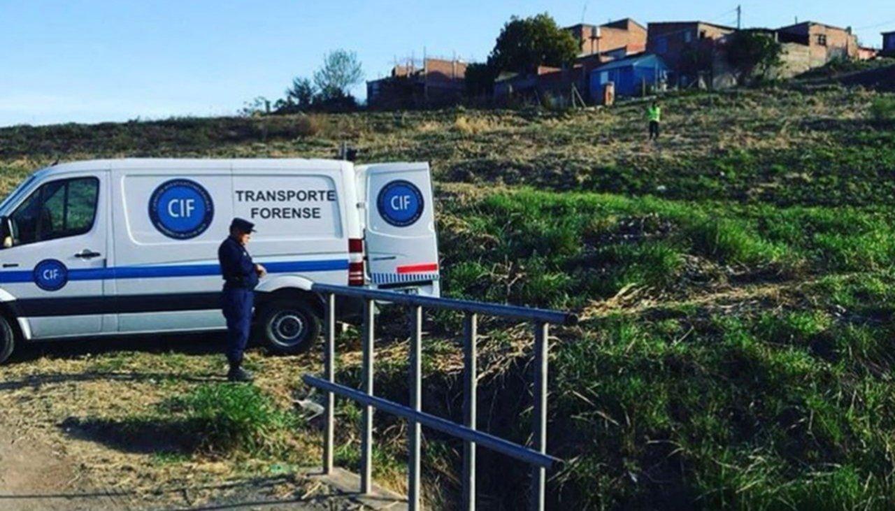 Encontraron los restos óseos de un hombre en la zona oeste, cerca del Templete a San Cayetano