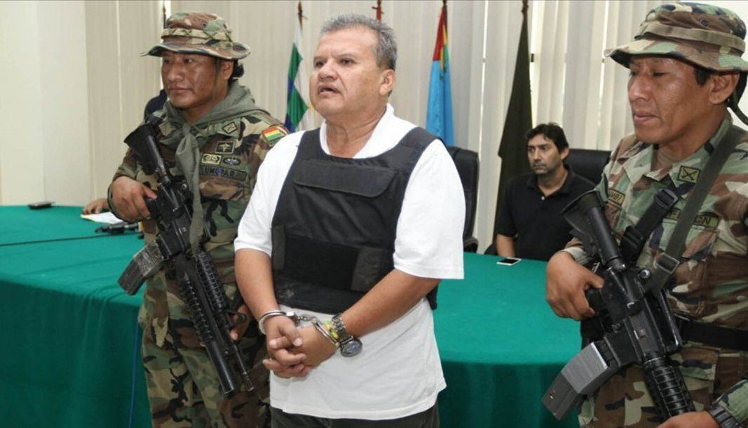 Bolivia bloquea la extradición del empresario que proveía la cocaína a los narco concejales de Salvador Mazza