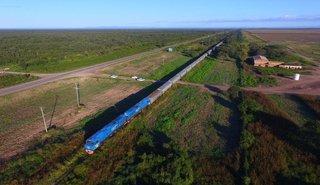 Belgrano Cargas: la vuelta del tren y la  esperanza, en un  contexto de crisis