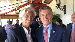 La Justicia investiga los acuerdos del Gobierno nacional con el FMI