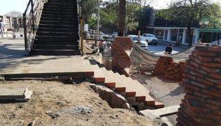 """Segunda etapa del paseo """"ferro  urbanístico"""""""