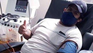 Coronavirus: aumentó la donación de plasma en Salta