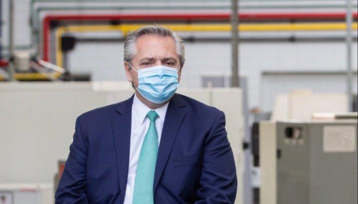 """Alberto pidió """"no multiplicar la estafa"""" del gobierno de Macri"""