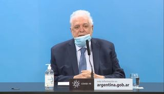 """Ginés González García: """"En Orán se paga el precio de no restringir la circulación de personas"""""""
