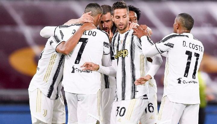 Juventus lo remontó en dos oportunidades e igualó