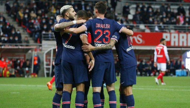 PSG, con dos goles de Icardi, logró el triunfo