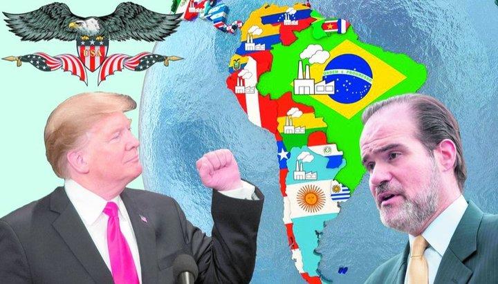 China obliga a EEUU a volver su mirada hacia América Latina
