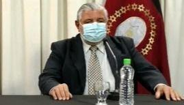 Confirmado: el ministro de Salud dio positivo a los estudios de Covid 19