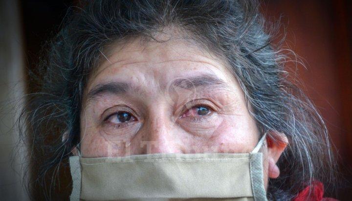 Una mamá clama para que busquen a su hijo perdido en la Puna