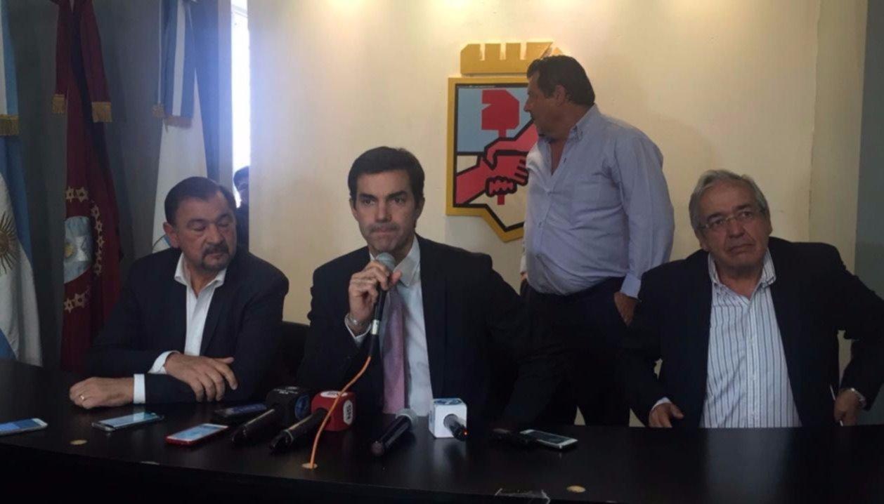 Rechazaron las renuncias a los cargos en PJ de Urtubey, Isa y Godoy