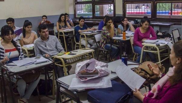 Por primera vez serán  evaluados los futuros docentes de todo el país