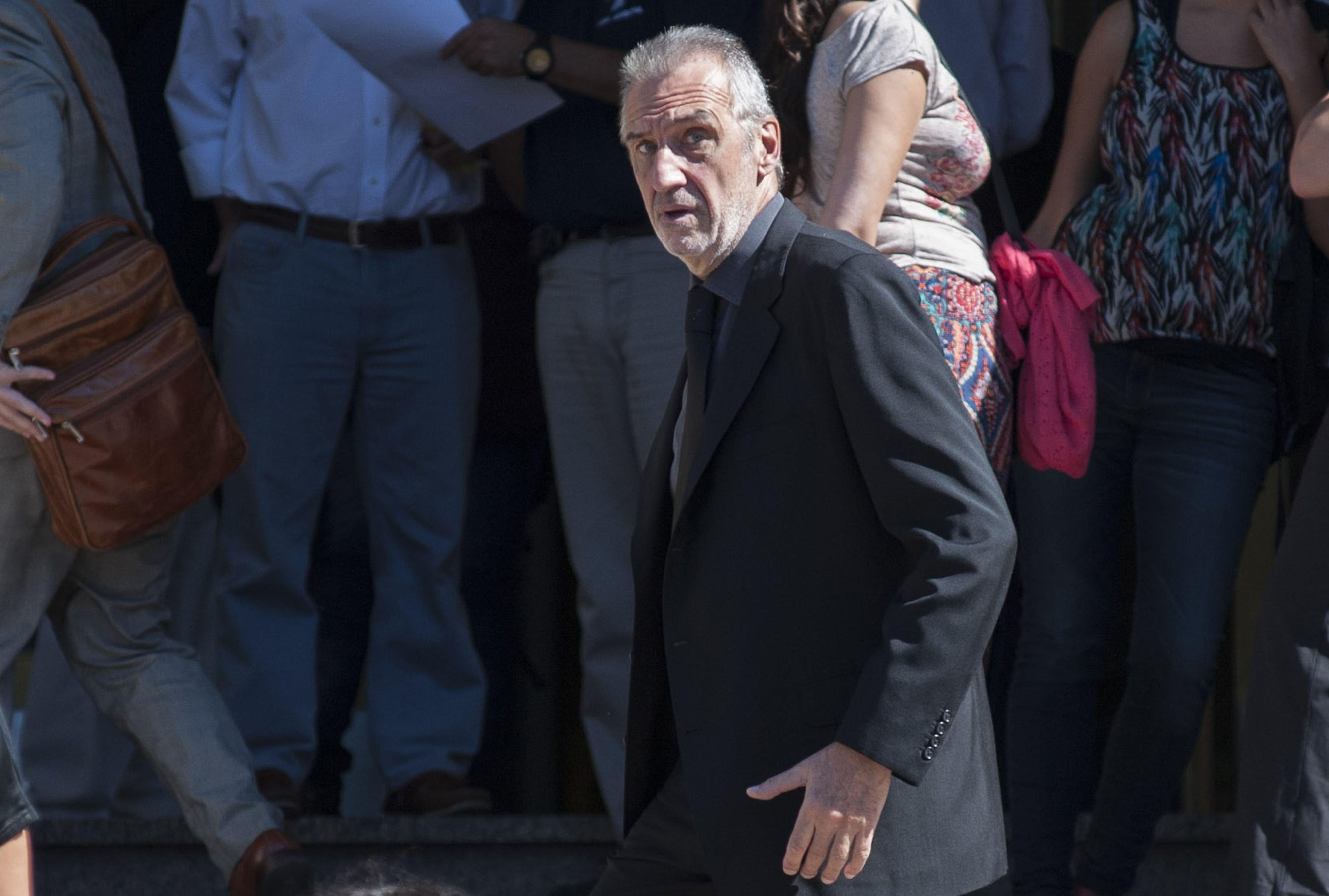 Moldes pidió ratificar el procesamiento de Cristina para su desafuero y detención