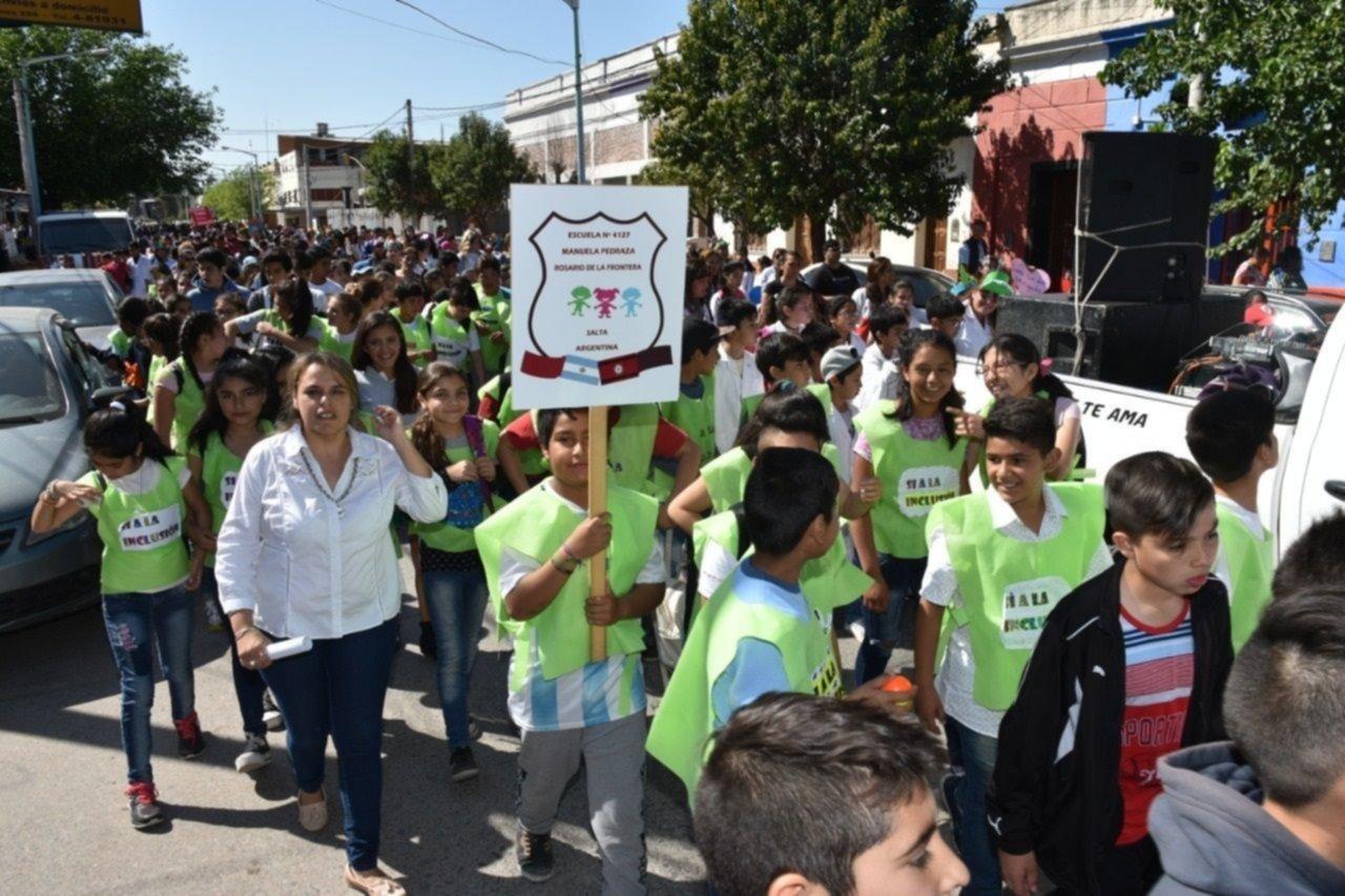 Toda la comunidad, en una maratón de la Semana Especial