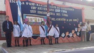La escuela Gurruchaga festejó sus 150 años con una gran acto
